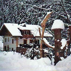 Das Gassermühl-Gütl im Winter