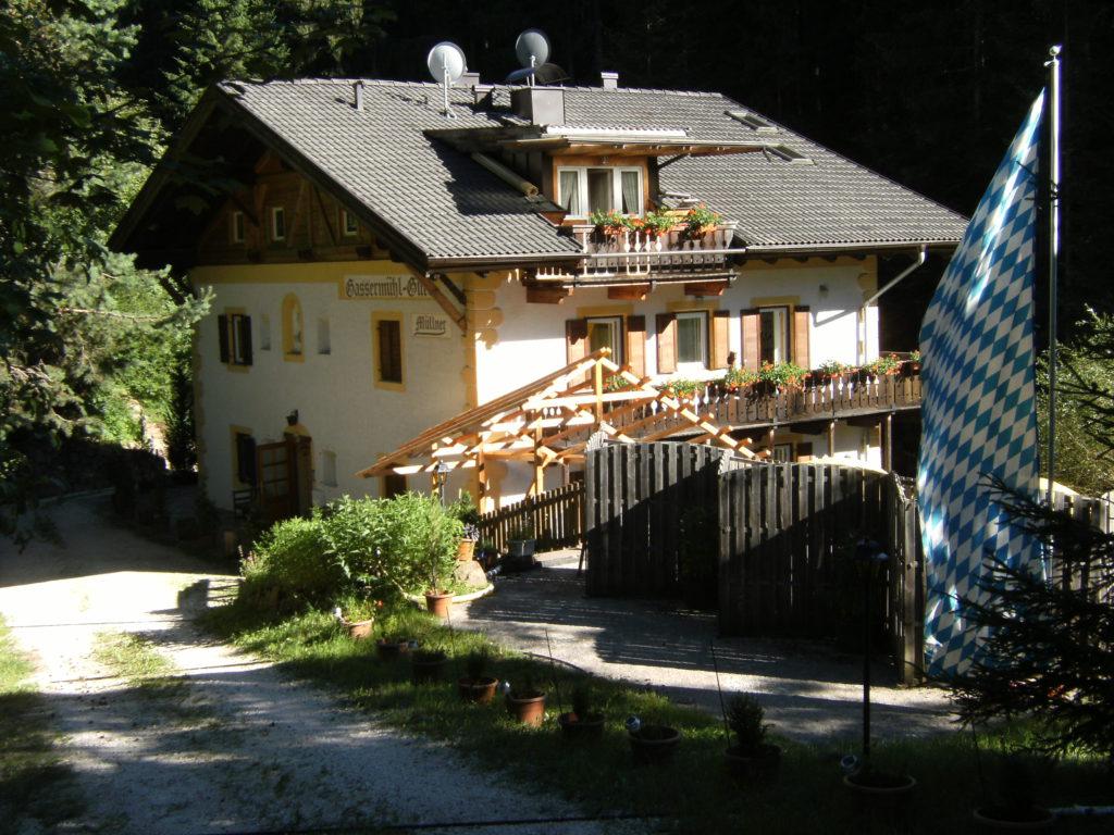 Unser Haus | Gassermühl-Gütl
